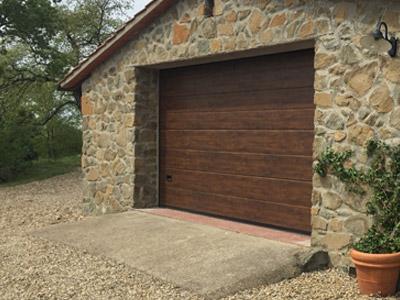 Porte per garage basculanti e portoni sezionali carini srl - Portoni garage con finestre ...