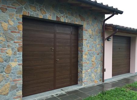 Basculante o Portone Sezionale? Le differenze e quale scegliere per la propria porta garage.
