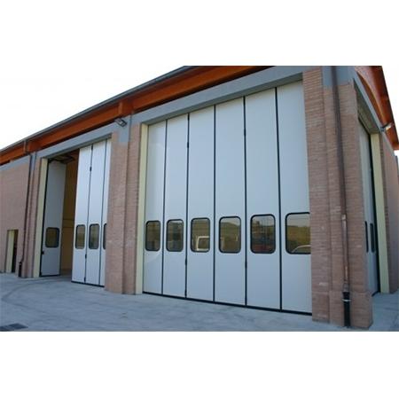 Firenze portone industriale a libro portoni a libro for Garage petit noisy