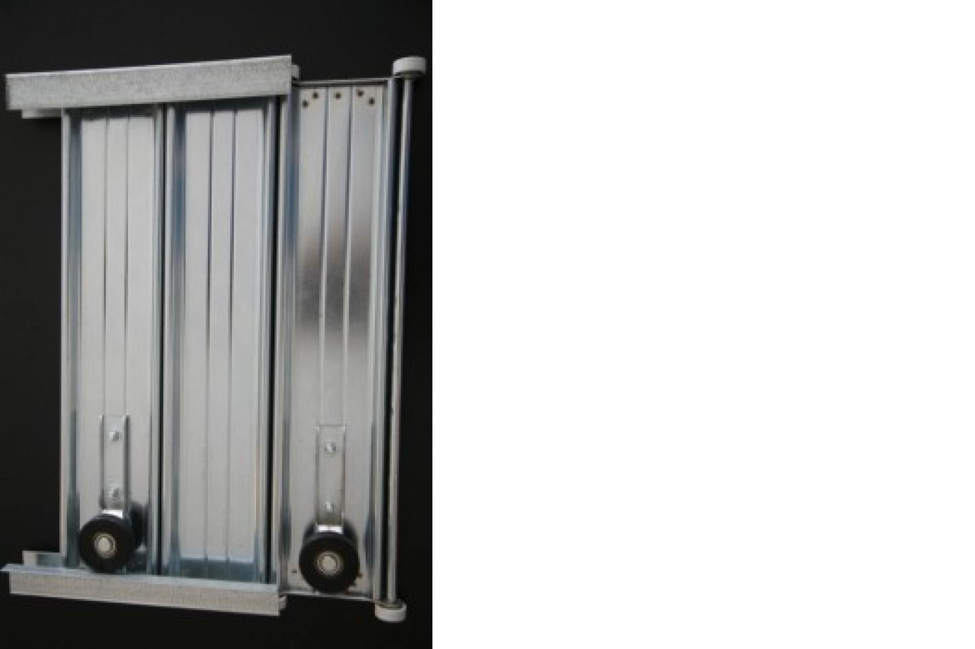 Serranda scorrevole serrande avvolgibili serramenti garage carini porte e portoni per garage - Serrande per finestre prezzi ...